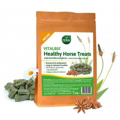 Vitalbix Healthy Horse Treats