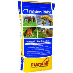 Marstall Veulen-Mix 25 kg