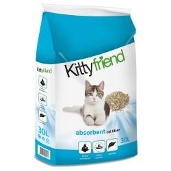 Kitty Friend Absorbent kattenbakvulling